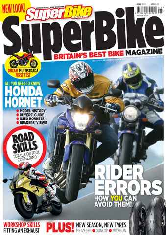 Superbike Magazine issue June 2010