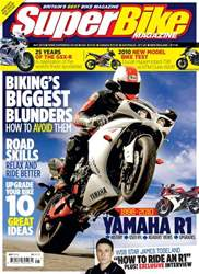 Superbike Magazine issue May 2010