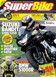 Superbike Magazine issue March 2010