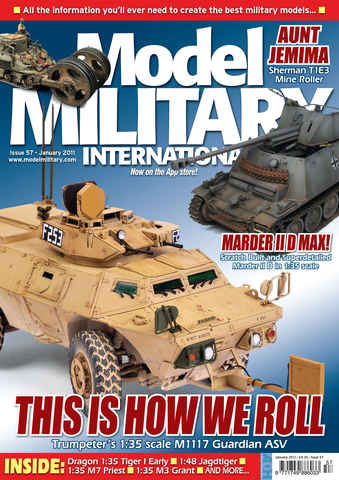 Model Military International issue 57