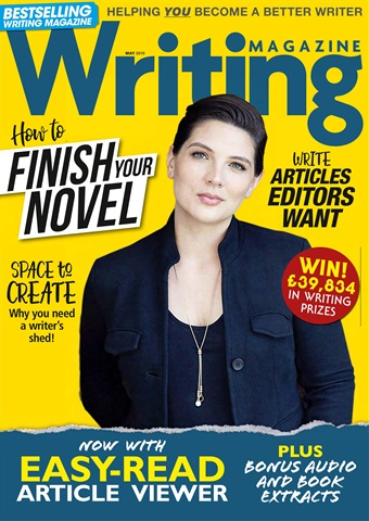 Writing Magazine issue May 2019