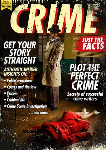 Writing Magazine issue Crime Just The Facts