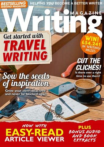 Writing Magazine issue June 2019