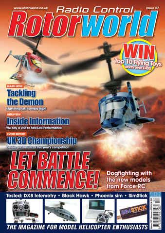 Radio Control Rotor World issue 57