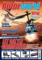 Radio Control Rotor World issue 57