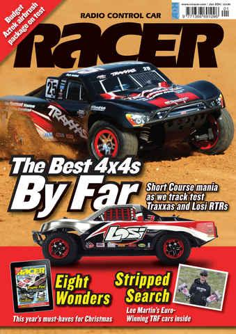 Radio Control Car Racer issue Jan 2011