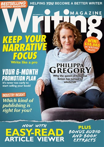 Writing Magazine issue September 2019