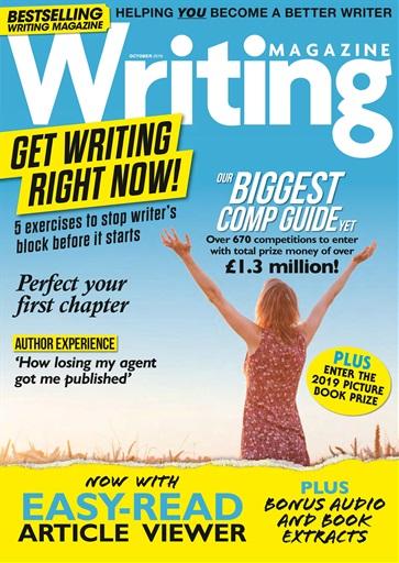 Writing Magazine October 2019 | Pocketmags com