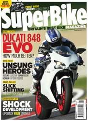 Superbike Magazine issue January 2011