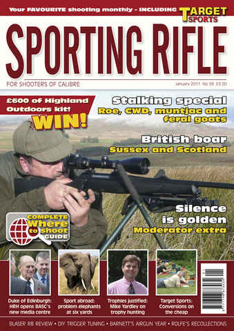 Sporting Rifle issue 59