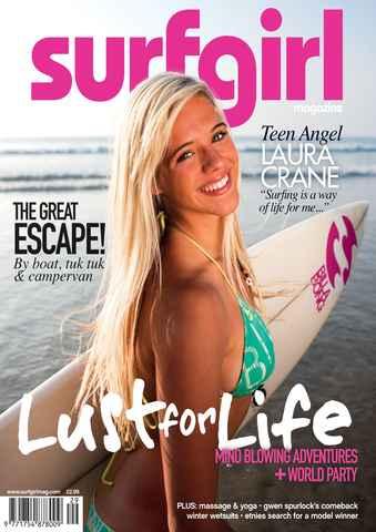 SurfGirl Magazine issue Issue 29