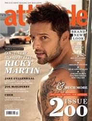 Attitude issue 200