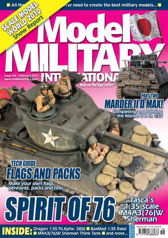 Model Military International issue 58