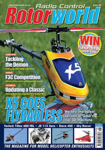 Radio Control Rotor World issue 58