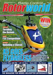 Radio Control Rotor World issue 58