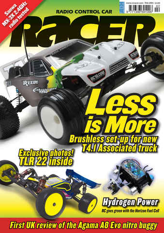 Radio Control Car Racer issue Feb 2011