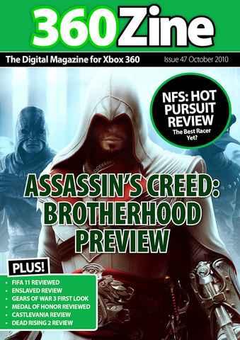 360Zine issue Issue 47
