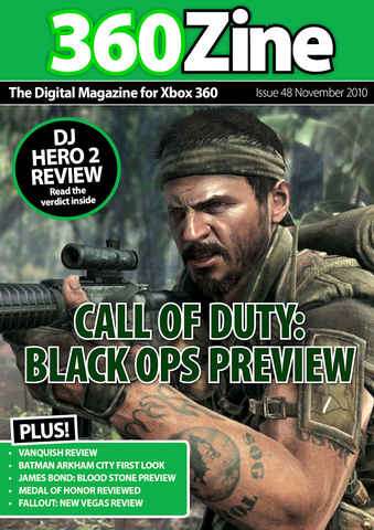 360Zine issue Issue 48