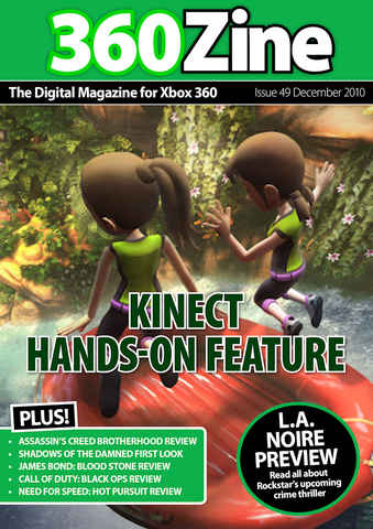 360Zine issue Issue 49