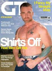 Gay Times issue Aug 2009
