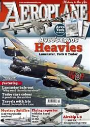 Aeroplane issue No.454 Avro's 1940s Heavies