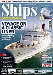 Ships Monthly issue January - February 2011