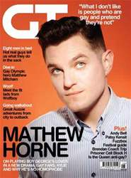 Gay Times issue June 2010