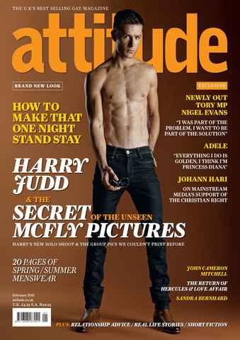 Attitude issue 201