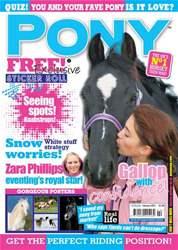 Pony Magazine issue February 2011