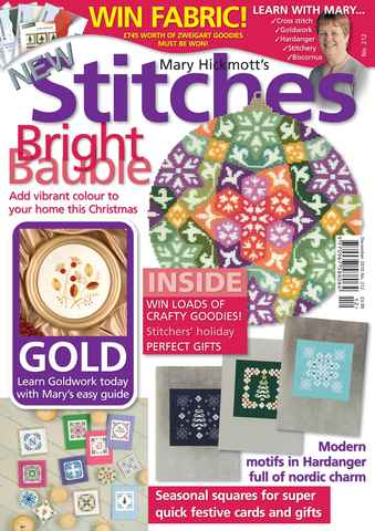New Stitches issue 212