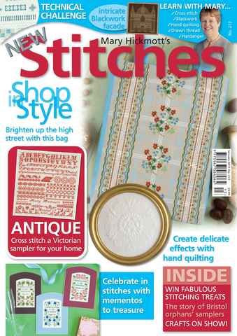 New Stitches issue 213
