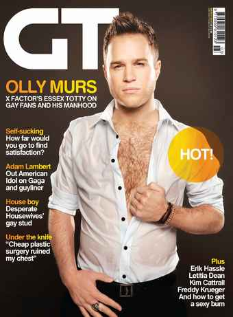 Gay Times issue March 2010