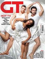 Gay Times issue Feb 2010