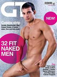 Gay Times issue Jan 2010