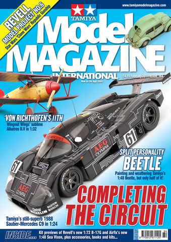 Tamiya Model Magazine issue 184
