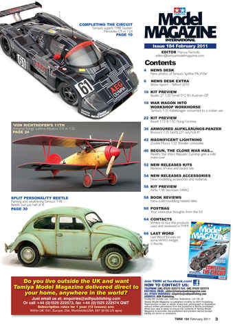 Tamiya Model Magazine Preview 3