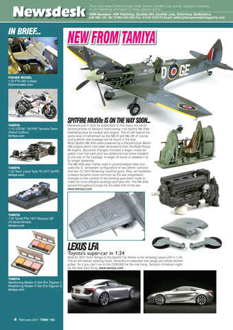 Tamiya Model Magazine Preview 4