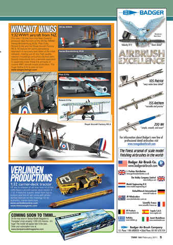 Tamiya Model Magazine Preview 5