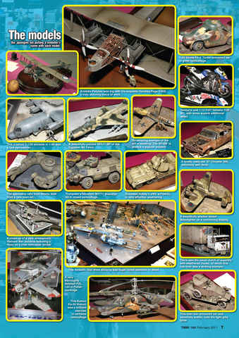 Tamiya Model Magazine Preview 7