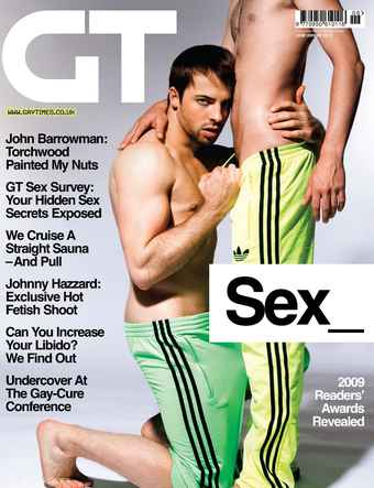 Gay Times issue June 2009