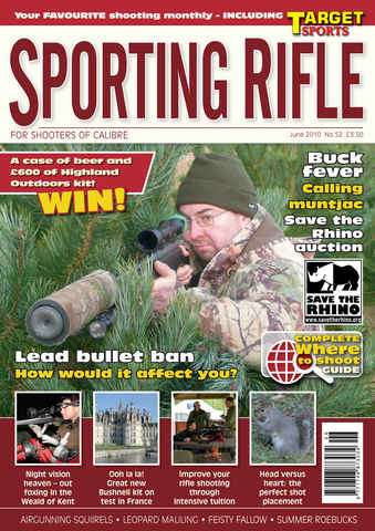 Sporting Rifle issue 52