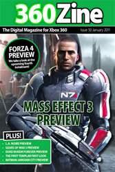 360Zine issue Issue 50