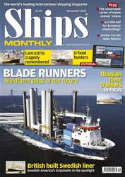 Ships Monthly issue December 2010
