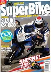 Superbike Magazine issue March 2011