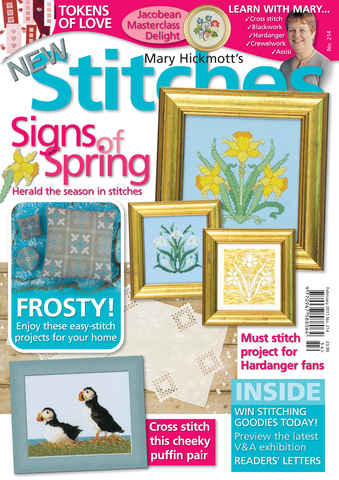 New Stitches issue 214