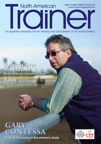 North American Trainer Magazine - horse racing issue 15