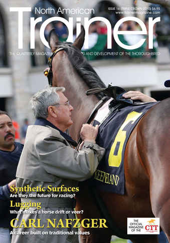 North American Trainer Magazine - horse racing issue 16