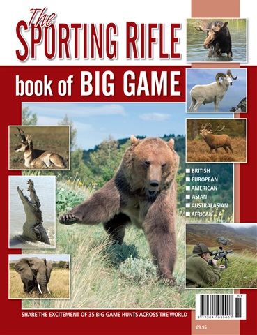 Sp Rifle Big Game issue 1