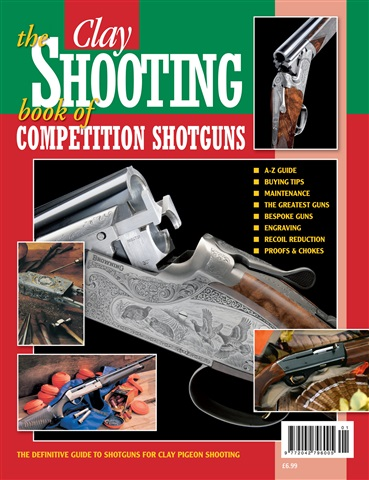 Clay Shooting Comp Shotguns issue 1