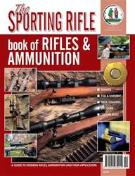 Sp Rifle Rifles & Ammo issue 1